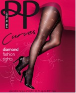 Pretty Polly APN9 Diamond fashion tights