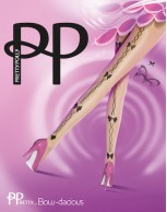 Pretty Polly AQY7 Bow-dacious