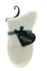 Vogue Angora Pearl Socks